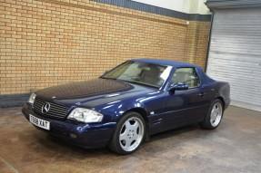 1999 Mercedes-Benz SL 280