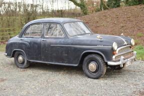 1955 Morris Isis