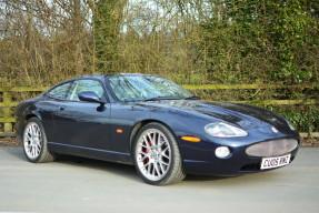 2005 Jaguar XKR-S