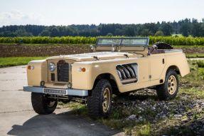 1967 Land Rover Bell Aurens Longnose