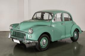 1962 Morris Minor
