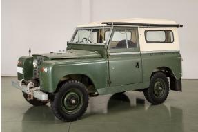 1964 Land Rover Series IIA