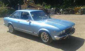 1975 Fiat 124 Sport Coupe