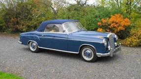 1960 Mercedes-Benz 220 SE
