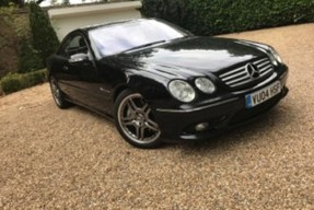 2004 Mercedes-Benz CL65 AMG