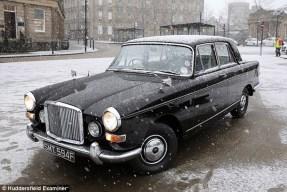 1967 Vanden Plas Princess 4-litre