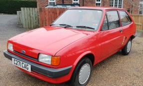 1985 Ford Fiesta