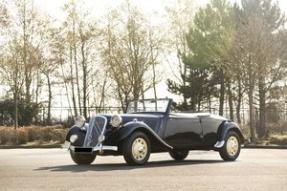 1953 Citroën Big 6