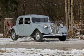 1952 Citroën Big 6
