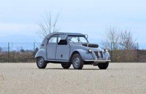1961 Citroën 2CV Sahara