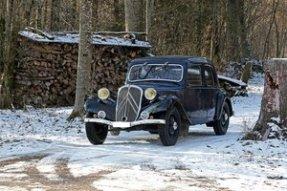 1934 Citroën 7A