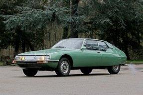 1972 Citroën SM