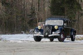 1939 Citroën 15/6
