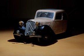 1934 Citroën 7B