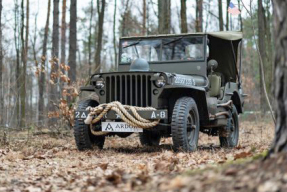 1942 Ford Jeep