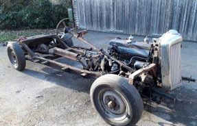 1951 Alvis TA21