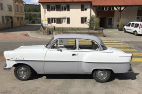 1956 Opel Olympia