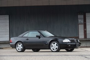 1998 Mercedes-Benz SL 600