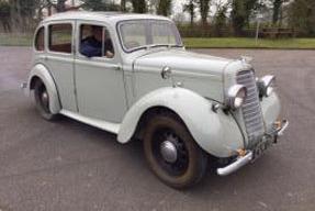 1936 Hillman Minx