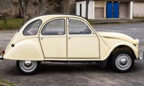 1976 Citroën 2CV