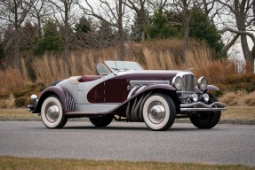 1935 Duesenberg Model SSJ Speedster Replica