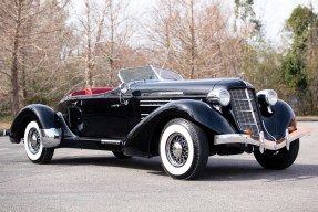 1936 Auburn Speedster Recreation