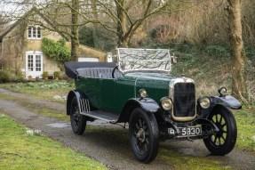 1924 Alvis TC12/40