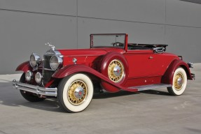 1931 Packard DeLuxe Eight
