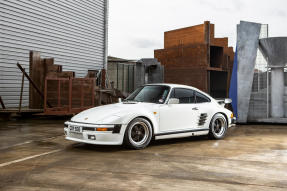 1986 Porsche 911 Turbo Slant Nose