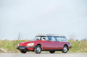 1974 Citroën DS