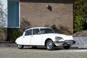 1971 Citroën DS