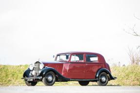 1936 Rolls-Royce Wraith
