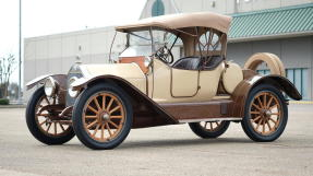1913 Westcott Model 4-40