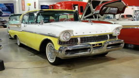 1957 Mercury Turnpike