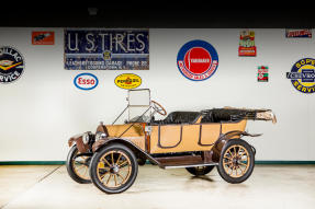 1912 Cartercar Model R