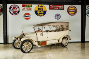 1913 Minerva Model GG