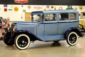 1931 Pontiac Big Six
