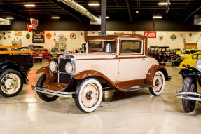 1929 Chevrolet Series AC