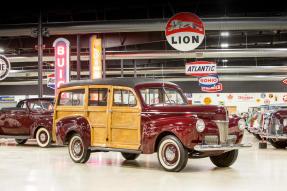 1941 Ford Model 86
