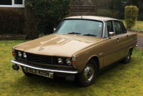 1974 Rover 2200