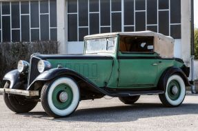 1933 Renault Nervasport
