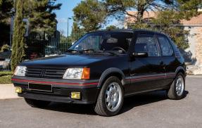 1988 Peugeot 205 GTi