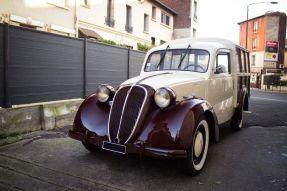 1942 Simca 8