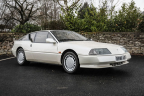 1986 Renault GTA Turbo