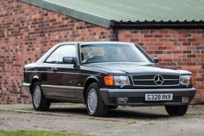 1990 Mercedes-Benz 420 SEC