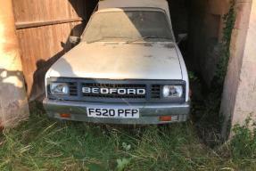 1989 Bedford KB