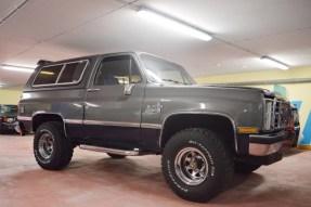 1988 Chevrolet K5 Blazer
