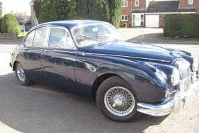 1962 Jaguar Mk II