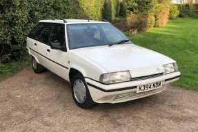 1993 Citroën BX