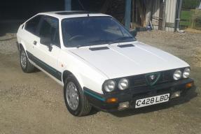 1985 Alfa Romeo Alfasud